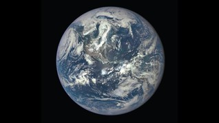 Peneliti Muda Ungkap Alasan Penganut Bumi Datar Kian 'Eksis'