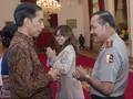 Jokowi Paparkan Tiga Tolok Ukur Keberhasilan Perwira Polri