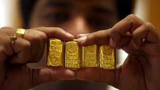 Harga Emas Antam Lebih Murah Rp3.000