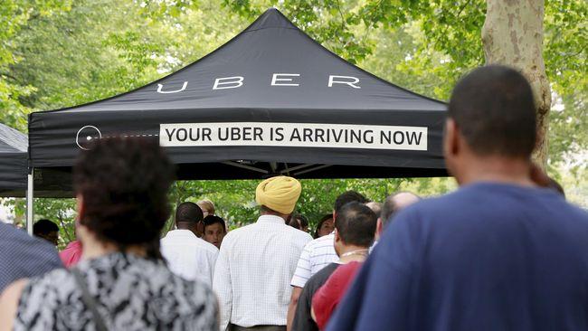 Legalitas Uber di Indonesia Belum Bisa Dipastikan