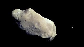 Dua Asteroid Kecil Melintas Dekat Bumi Tanpa Terdeteksi