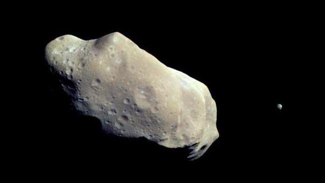 Oktober, Asteroid Sebesar Rumah Akan 'Menyapa' Bumi