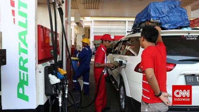 Pertamina Resmi Luncurkan Pertalite, Harga Promo Rp 8.400