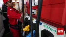 Pertamina Menaikkan Harga Pertalite Rp200 per Liter Hari Ini