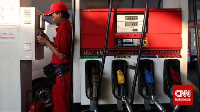Subsidi BBM Bisa Bengkak Rp10 Triliun di Tahun Ini