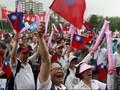 Taiwan Sebut Sepak Terjang China Ancam Negaranya