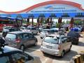 Kemacetan Arus Balik Mulai Mengular di Pelabuhan Bakauheni
