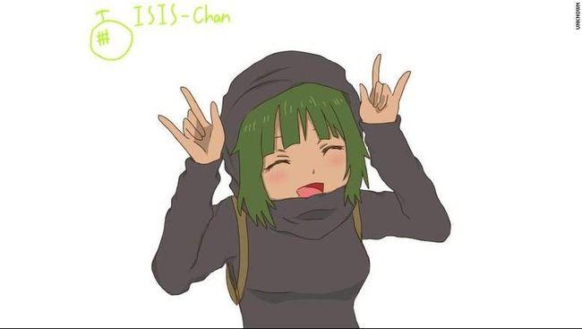 71+ Gambar Anime Lucu Yang Mudah Digambar Kekinian