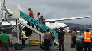 Alasan Keamanan, Penerbangan di Dua Lokasi di Papua Disetop