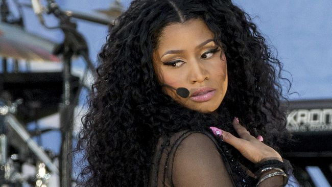 Nicki Minaj Isi Suara Film 'Angry Birds 2'