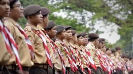 Jokowi Ingin Pramuka Paham soal Kecerdasan Buatan