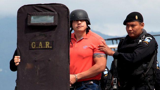 Guatemala Ekstradisi Tersangka Narkoba Jaringan Meksiko ke AS