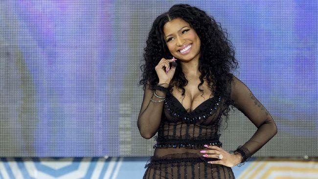 Nicki Minaj Jadi Kejutan di Album Baru BTS Lewat 'IDOL'