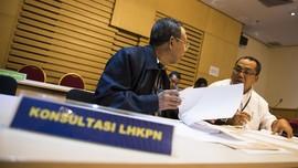 178 Calon Kepala Daerah Belum Lapor Harta Kekayaan