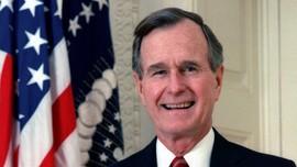 George HW Bush Tinggalkan ICU