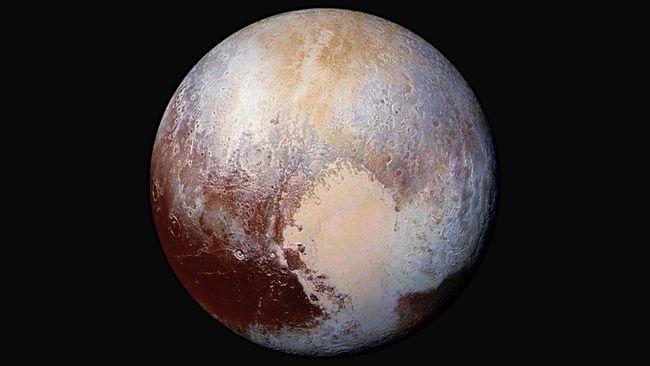 New Horizons Temukan Planet Misterius Dekat Pluto