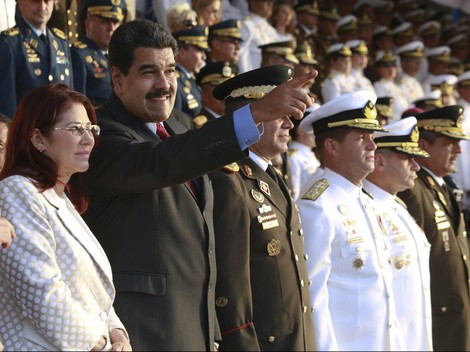 Vonis  18 Tahun Penjara Dua Keponakan Ibu Negara Venezuela
