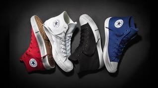 Sepatu Converse Rasa Nike Rilis Besok