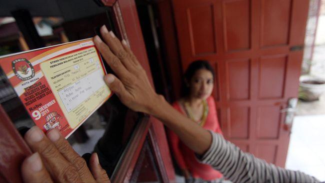 KPU Akui Data Pemilih Ganda, Tapi Tak Sampai 25 Juta