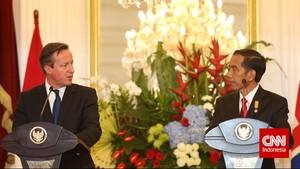 Bongkar Cerita Cameron, Jokowi Ingatkan Survei Bisa Meleset