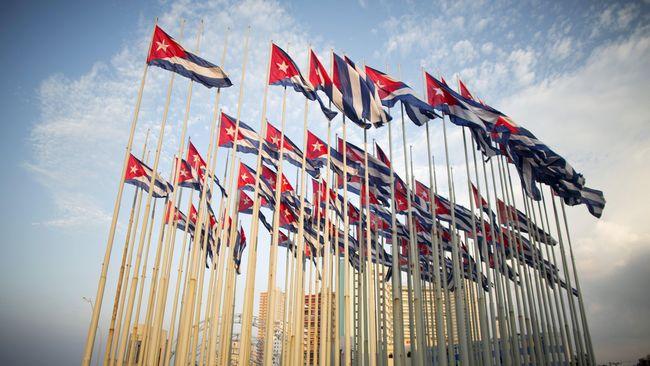 Agar Embargo Dicabut, AS Minta Kondisi HAM di Kuba Membaik
