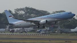GMF Perpanjang Kontrak Rawat Pesawat Kepresidenan Rp20 Miliar