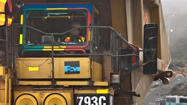 Pemerintah Bakal Akuisisi Freeport Lewat Holding BUMN Tambang