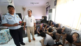 Sebelum Dideportasi, Bos Pijat Malaysia Disebut Akan Dihukum