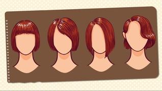 10 Ide Potongan Rambut Bob Seperti 'Dora the Explorer'