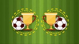Mengintip Dua Turnamen Sepak Bola Nasional