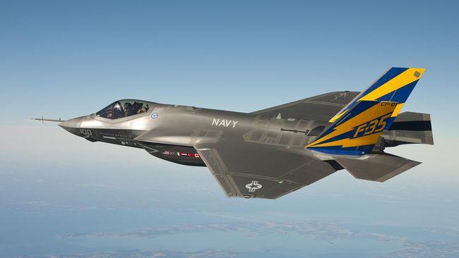 Rusia Sebut Iran Salah Tembak karena Gugup dengan Jet F-35 AS