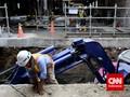 Pembebasan Lahan MRT Molor, Ahok Salahkan BPN