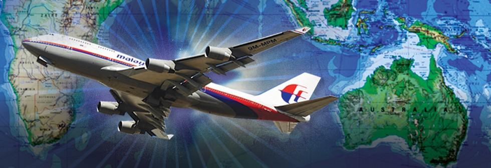 Misteri Puing Boeing 777