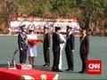 Presiden Jokowi Lantik 793 Perwira Akmil dan Akpol