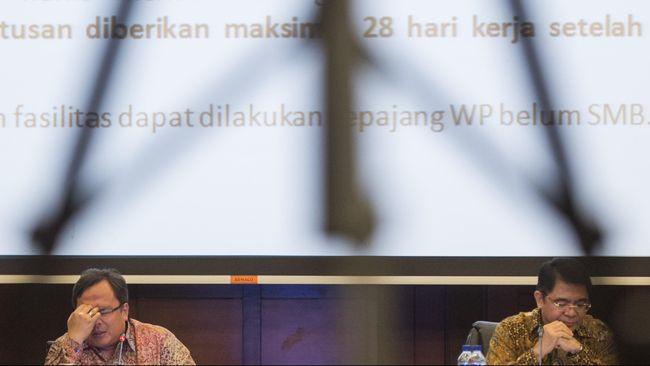 Di KEK, Industri Pengolahan Tak Peroleh Tax Holiday