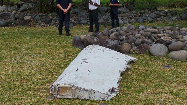 Ahli di Perancis Belum Yakin Puing di Reunion adalah MH370