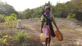 Kekeringan Landa Gunungkidul, Warga Krisis Air Bersih