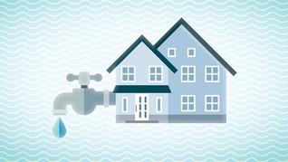 Cegah Kekeringan, Hematlah Air Mulai dari Rumah