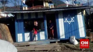 Soal Bendera Israel di Papua Disebut Tak Terkait Palestina