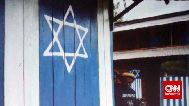 Kapolda Papua Sebut Pengibaran Bendera Israel sebagai Tradisi