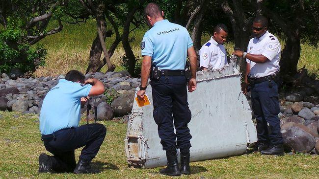 Produsen Flaperon Tak Yakin Puing di Reunion Bagian MH370