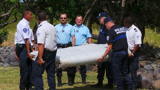 Tiga Puing Baru Diduga dari MH370 Akan Diperiksa di Australia