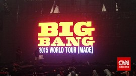 Konser 'Bulgogi' Bigbang Bikin VIP Susah 'Move On'
