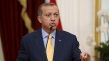 Erdogan akan Buka  Kedutaan Palestina di Yerusalem Timur