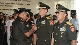 Mayjen Endang Sodik Resmi Jabat Kapuspen TNI