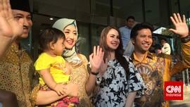 Arumi Bachsin Temani Suami Lapor Kekayaan ke KPK