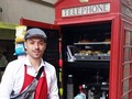 Boks Telepon Umum Ikonik Jadi Kedai Kopi Terkecil di Inggris