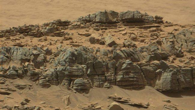 Misi Helikopter Otonom ke Mars Bisa Buka Eksplorasi Alien