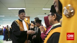 Ketua MA: Mayoritas Pejabat Peradilan Bermasalah Adalah Hakim