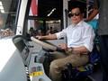 Pulogebang Jadi Lokasi Penampungan Bus Pelanggar Aturan